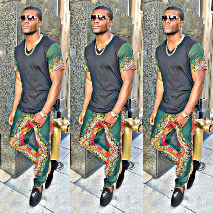 African Men's fashionAfrican prints fashion ~African Prints, Ankara, kitenge, African women dresses, African fashion styles, African men's fashion, Nigerian style, Ghanaian fashion ~DKK