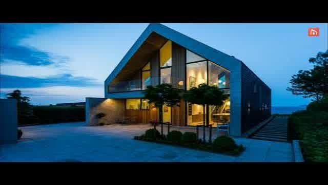 A Great Connection Between Past And Present In 2020 Danish House Scandinavian Modern House Modern House Design