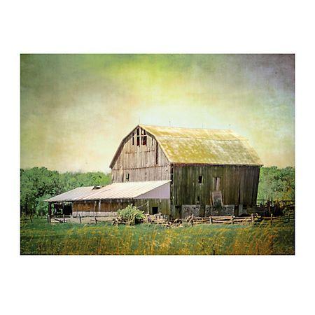 Old Farm Canvas Art Print | Kirklands