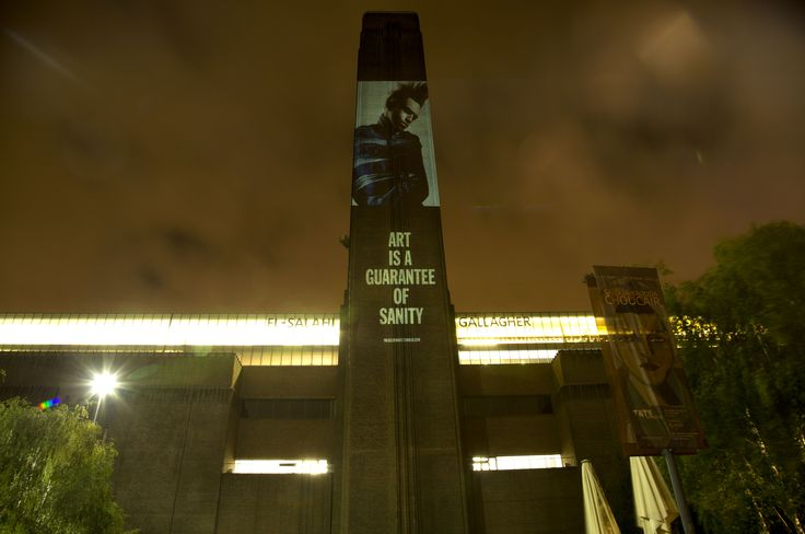 #dieselreboot is everywhere http://dieselreboot.tumblr.com #tatemodern #london