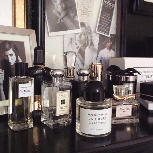 Chanel Coromandel, Byredo La Tulipe, Jo Malone, Tom Ford, Miss Dior | Perfume Collection | Fragrance