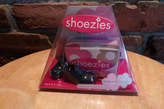 Hasbro Shoezies Mini Shoes Finger Fashion Finger Shoes New