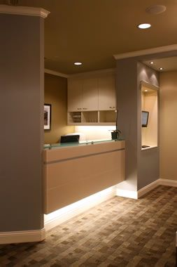 Washington State Dental and Medical Office Space Interior Design Services by Officewraps