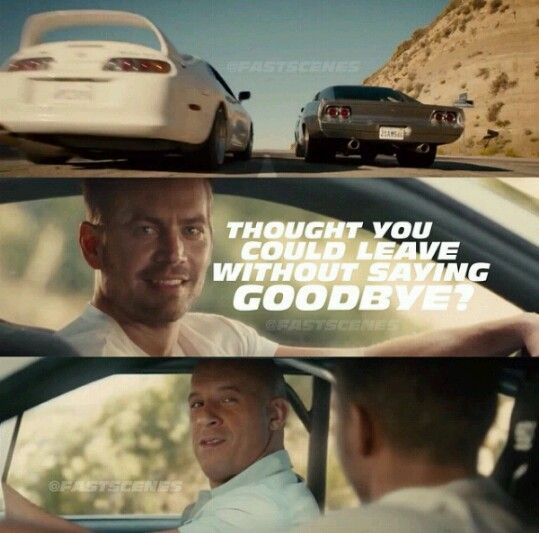 Fast and furious 2009 ending a marriage