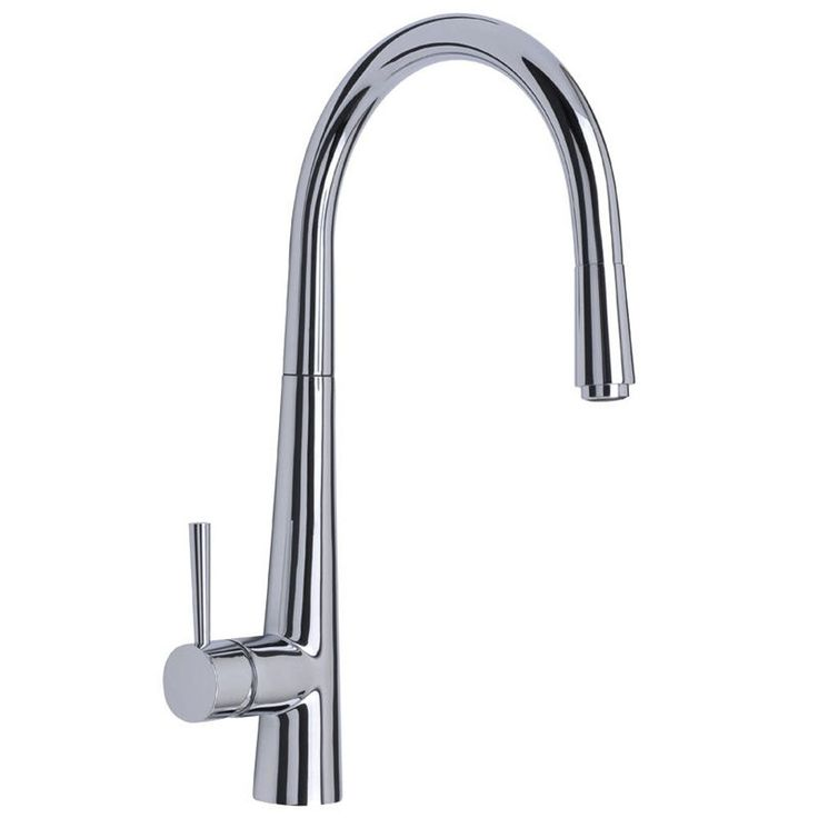 Taps Uk Kitchen Sinks Part - 25: Astini Palazzo Chrome Pullout Spout Kitchen Sink Mixer Tap AK159 - Astini  From TAPS UK
