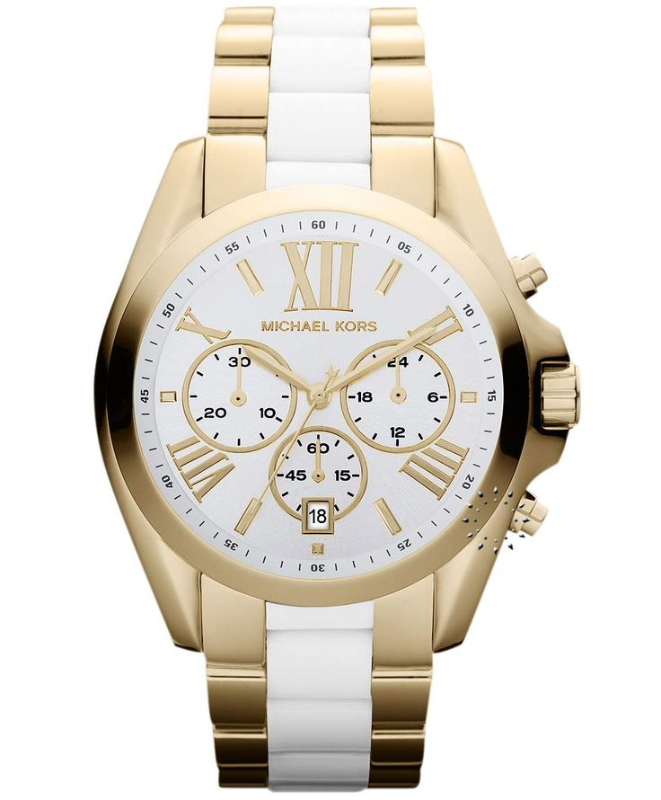 MICHAEL KORS Bradshaw Chronograph Gold Stainless Steel Μοντέλο: MK5743 Τιμή: 317€ http://www.oroloi.gr/product_info.php?products_id=32577