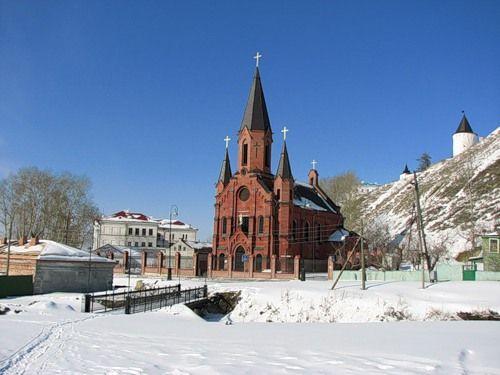 Catholic Church in Tobolsk
