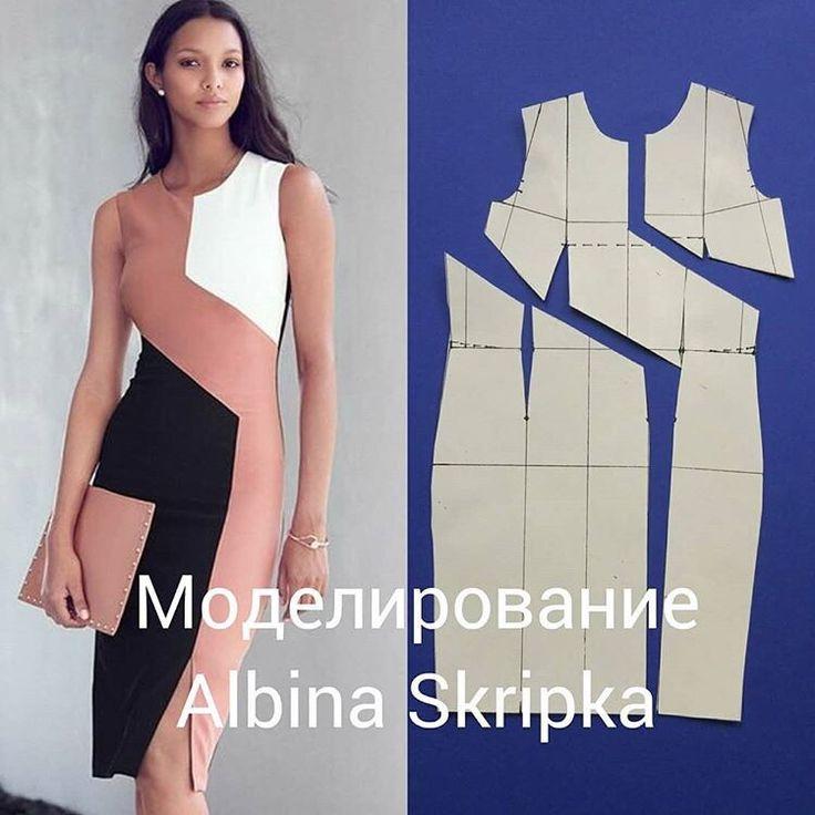 Sheath dress pattern