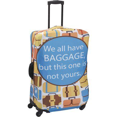 American Tourister Luggage Cover Print, Multi Color - Walmart.com