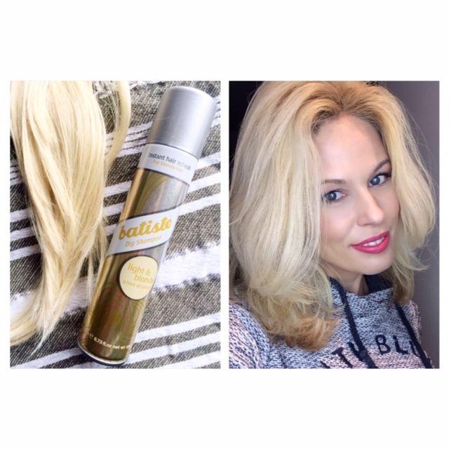 batiste hair dry shampoo