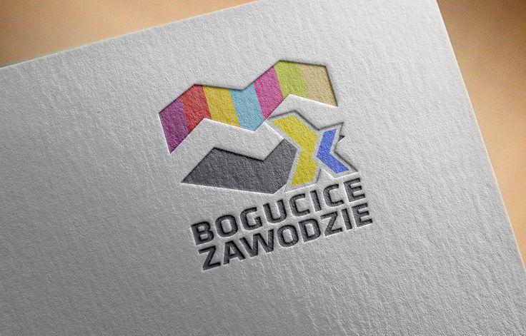 Młodzieżowy Dom Kultury Bogucice-Zawodzie w Katowicach - koncepcja logotypu