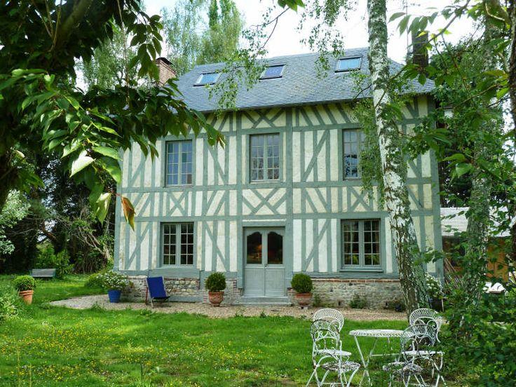 89 best Trouville sur Mer images on Pinterest Wall colors, Wall - Prix Gros Oeuvre Maison