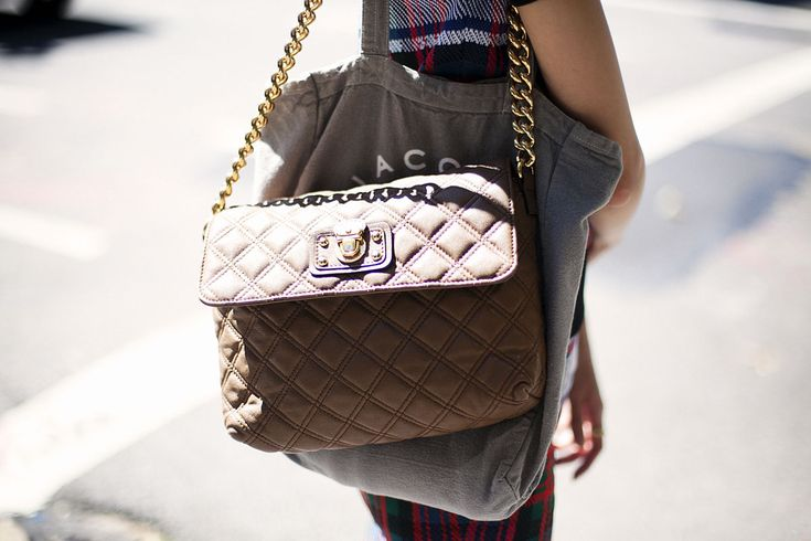Bag of Marc Jacobs