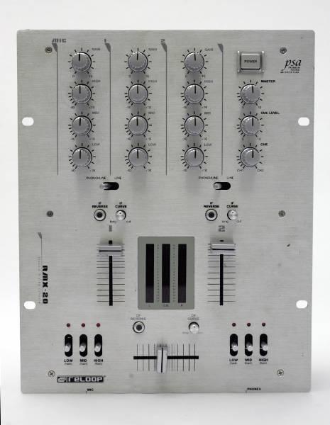 Reloop RMX-20 Classic mixing console / DJ Mixer / Mischpult in Wetzikon ZH kaufen bei ricardo.ch