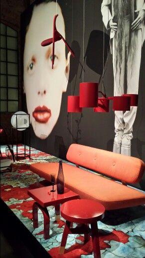 KAGADATO selection. The best in the world. Loft interiors design. **************************************Mooi-fuorisalone 3015