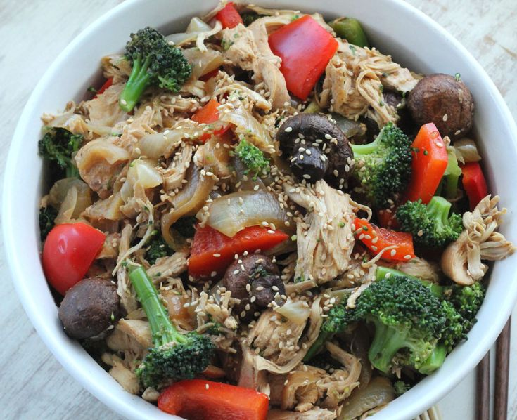 """Slow cookers, aka """"Crock Pots"""", are a beautiful invention. I'm reminded of its simplicity and ease every time I joyfully pull it out of my cupboard. This recipe couldn't be …"""