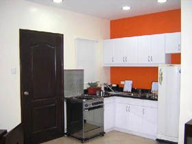 East Raya Gardens - Kitchen Area #manila #condo #realEstate www.mymanilacondo.com/