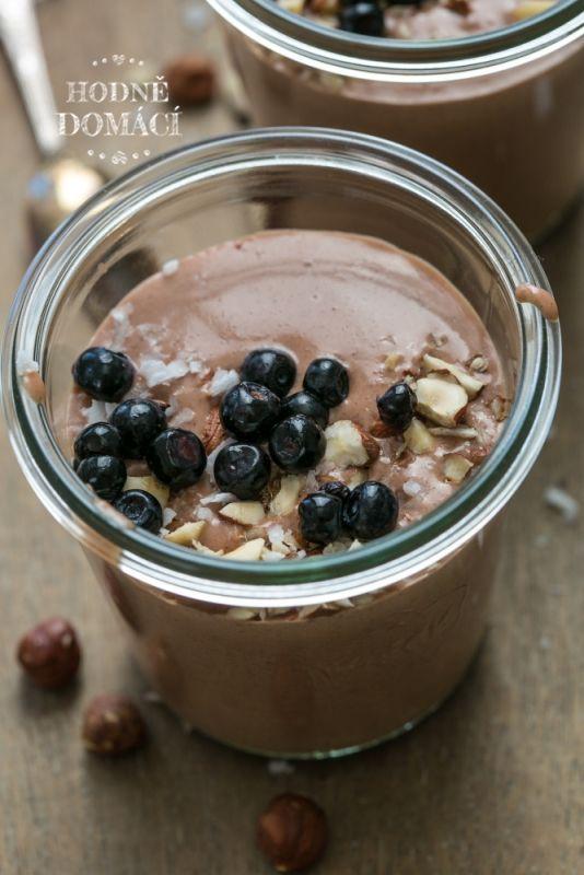 Čokoládovo-rýžový krém | Hodně domácí