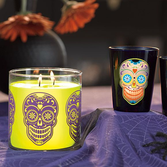 GloLite by PartyLite® Hocus Pocus™ Scented Jar Candle