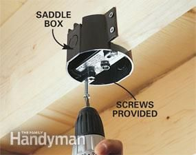 How to Rough-In Electrical Wiring | The Family Handyman