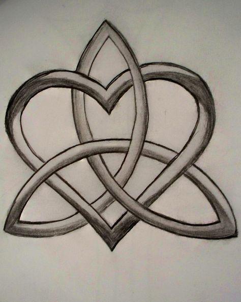 8e36da6c9 Image result for celtic knot tattoo women | tattoo | Celtic knot ...