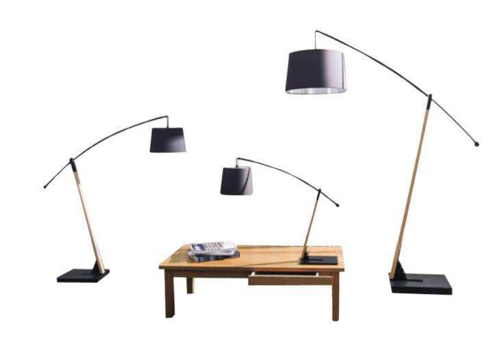 Cam Arch Floor Lamp
