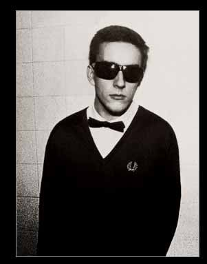 Fred Perry Terry Hall / Specials