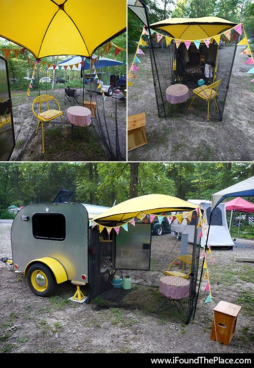 17 Best Images About Travel Trailer Ideas On Pinterest
