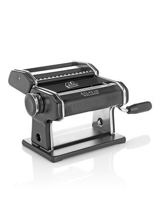 black pasta machine by Marcato
