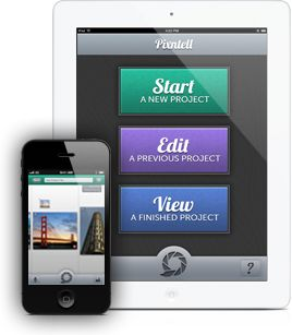 Pixntell | Create Beautiful Slideshows on Your iPhone or iPad