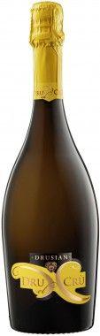 Pyszne mrożone wino musujące DRUSIAN Dru El Cru Extra Dry