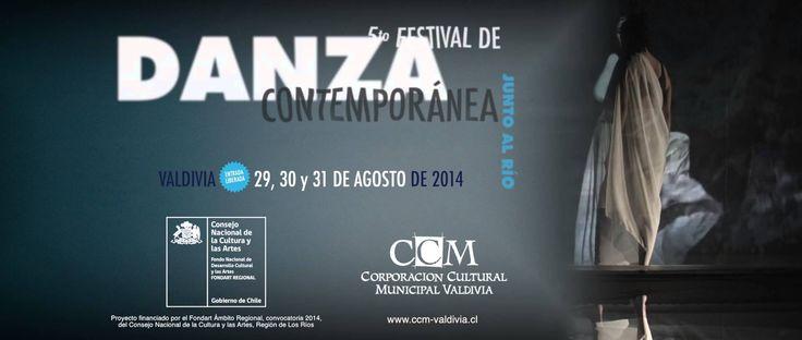 SPOT V FESTIVAL DE DANZA CONTEMPORANEA JUNTO AL RIO 2014