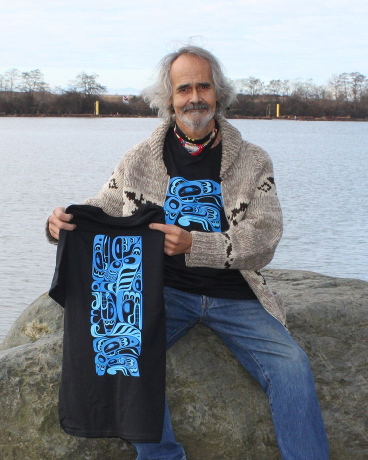 Terry Starr's 'Four Clans' t-shirt