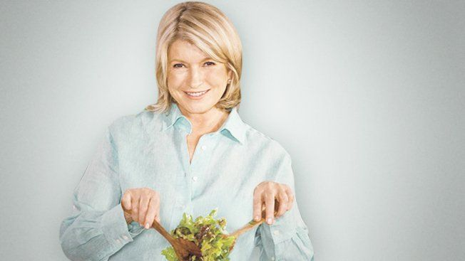 Martha Whips Up Sponsors for New PBS Cooking Show | Adweek