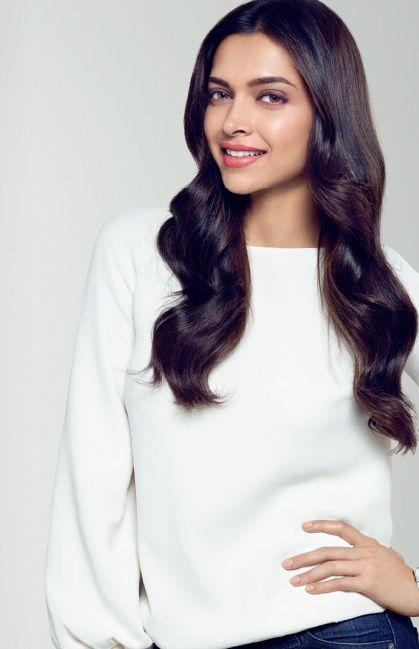 Deepika Padukone.... her haiiirrrr I have serious hair envy