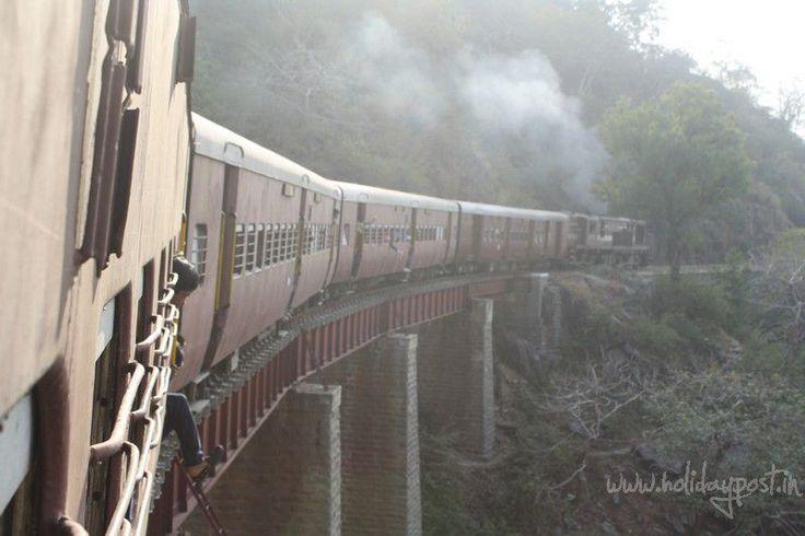 Enjoy Heritage Rail Journey by Mana Hotels at Ranakpur