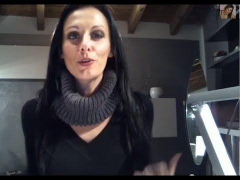 MAGLIA TUTORIAL: SCALDACOLLO DA UOMO - YouTube