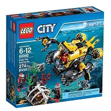 LEGO City - Deep Sea Submarine (60092)