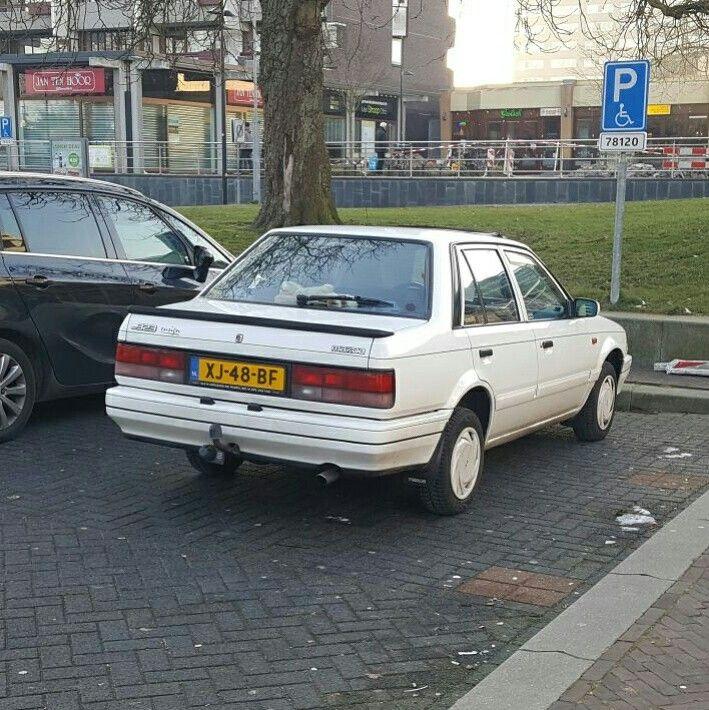 Mazda 323 / 1989 / Emmen