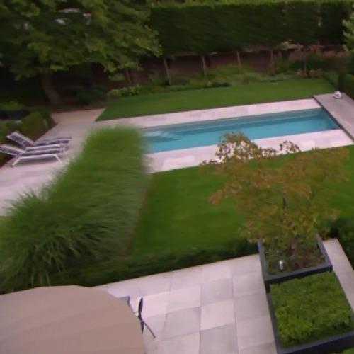 Tuin van je dromen eigen huis en tuin nl gardens pinterest tuin and van - Witte pool liner ...