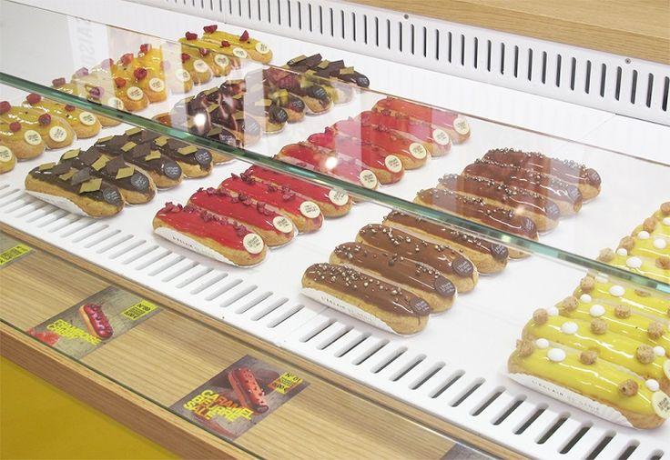 Парижская эклерная – в гостях у Christophe Adam… - Шоколад. Блог о шоколаде