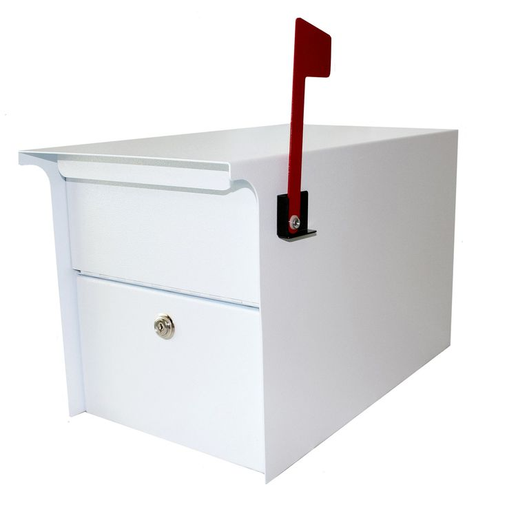 Mail Protector Vault Locking Security Mailbox