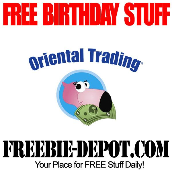 83 best birthday freebies images on pinterest birthday free stuff oriental trading coupons codes mobile and online codes fandeluxe Choice Image
