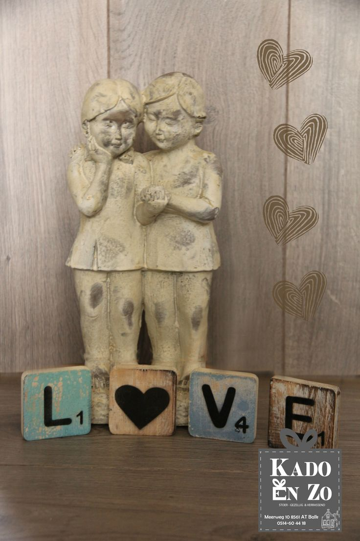 Kado en Zo Balk Liefde is