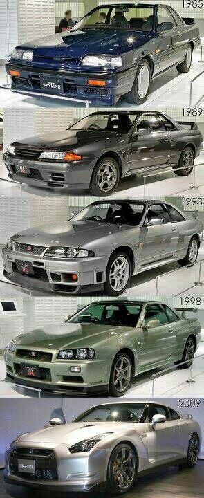 Nissan Skyline Family Tree The Isnu0027t Referred To As A Skyline. It Has A  Different Chassis Code So Itu0027s Just Considered A GT R.