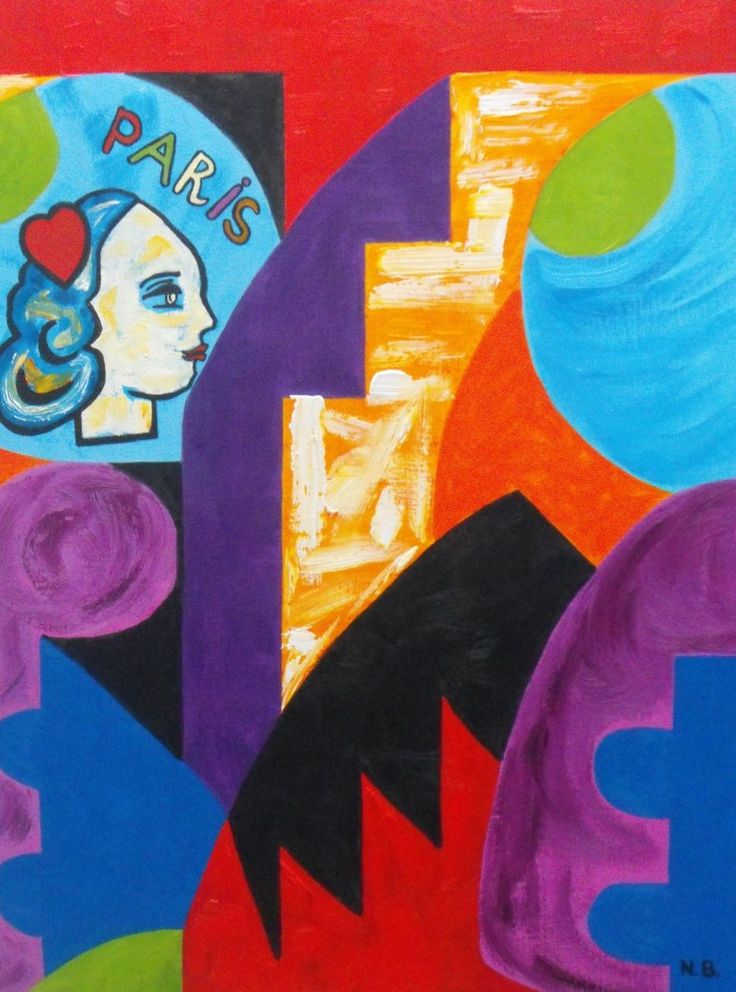 25 beste idee n over art deco schilderijen op pinterest art deco posters art deco en art - Deco schilderij gang ...