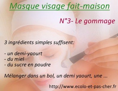 1000 ideas about masque visage miel on pinterest masque for Autobronzant maison
