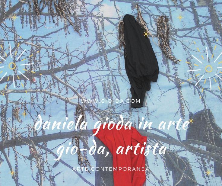 Daniela Gioda, in arte gio.da #arte #artecontemporanea #art #contemporaryart #artista #artist