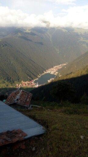 Trabzon çaykara uzungöl