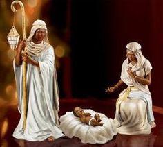 Black African Art | Our Favorite Black Nativity Scenes